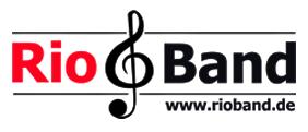 √ RioBand-Olpe.de: Deutsch – Polnische Band Logo