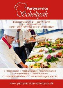 Partyservice-Scholtysik